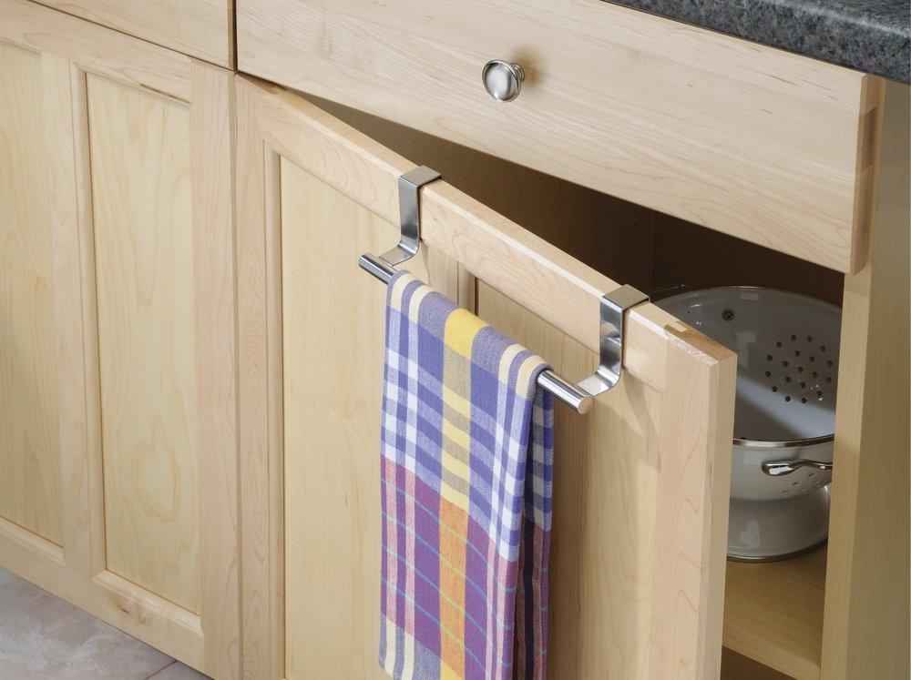 Amazon.de: mDesign Handtuchhalter ohne Bohren montierbar ...