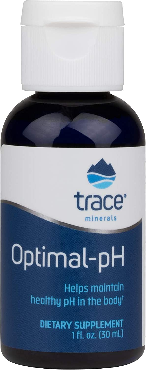 Optimal PH. Helps Maintain a Healthy pH in The Body. Non-GMO Project Verified. Oxygenate Cells. Ionic Trace Minerals from Concentrace. Tasteless and odorless in Water. Gluten Free. Sugar Free. Vegan