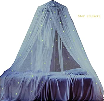 Ledyoung Mosquito Nets with Lights Bed Canopy Netting Outdoor Holiday Travelling White  sc 1 st  Amazon UK & Ledyoung Mosquito Nets with Lights Bed Canopy Netting Outdoor ...