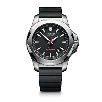 its ultra uses victorinox watches space inox shuttle durable to victor material protect