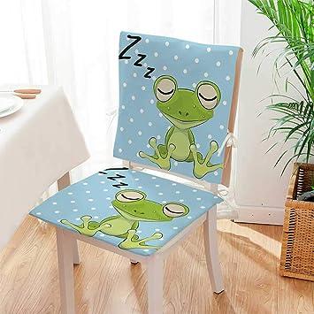 Amazon.com: Mikihome - Juego de cojines para silla con ...