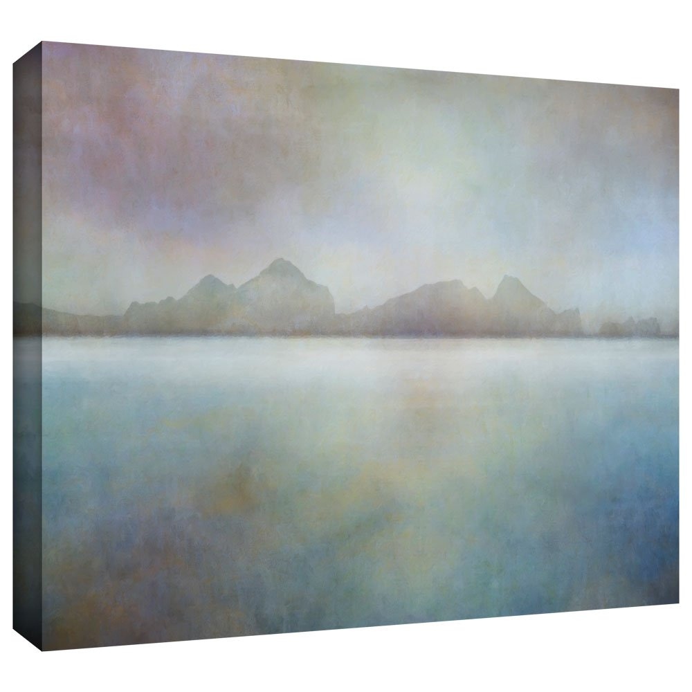ArtWall Cora Niele Landscape Iceland Westman Gallery Wrapped Canvas Print 16 by 24 16 by 24 Cniele-039-16x24-w