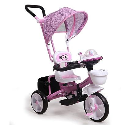 Triciclos para niños Bicicletas 1-6 años Bicicletas para bebés Carritos para bicicletas para bebés