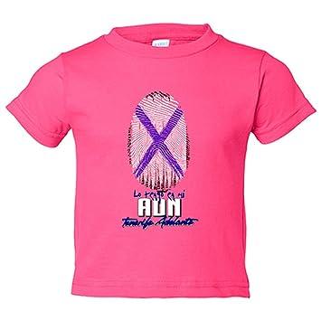 Camiseta niño lo tengo en mi ADN Tenerife fútbol - Blanco, 3-4 años: Amazon.es: Bebé