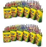 Crayola 24 Count Crayons lRsaji, 12 Pack