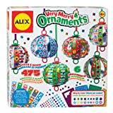 make your own ornament - ALEX Toys Craft Very Merry Ornaments