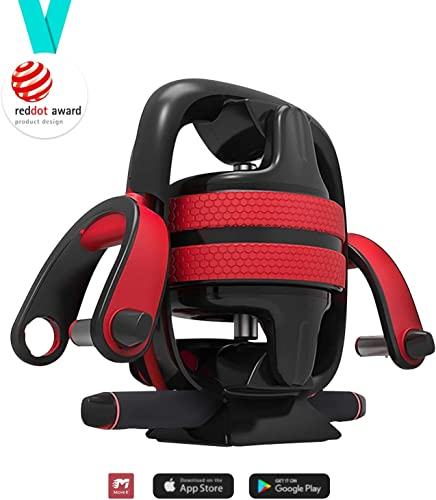Move It Smart Personal Gym Intelligent 4-in-1 Workout Equipment Set Training Muscle