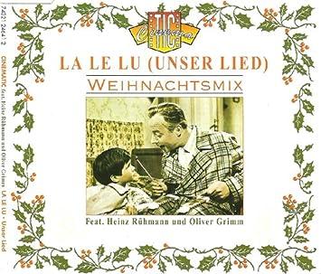 Weihnachtsmarkt L.Heinz Rühmann Oliver Grimm Langer Weihnachts Mix 7 52 Ideal Für
