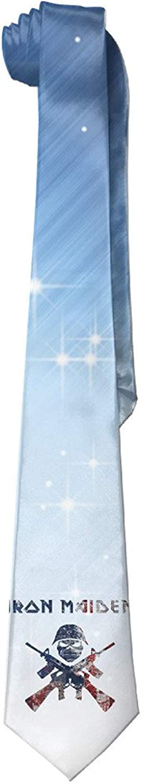 khgkhgfkgfk Mens Iron Maiden Vintage Killers Krawatte Skinny Krawatten//New Novelty Krawatte