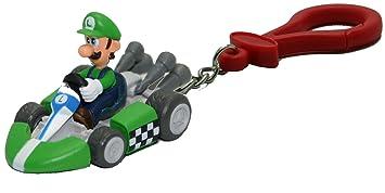 Nintendo Llavero Mario Kart Wii Luigi: Amazon.es: Juguetes y ...