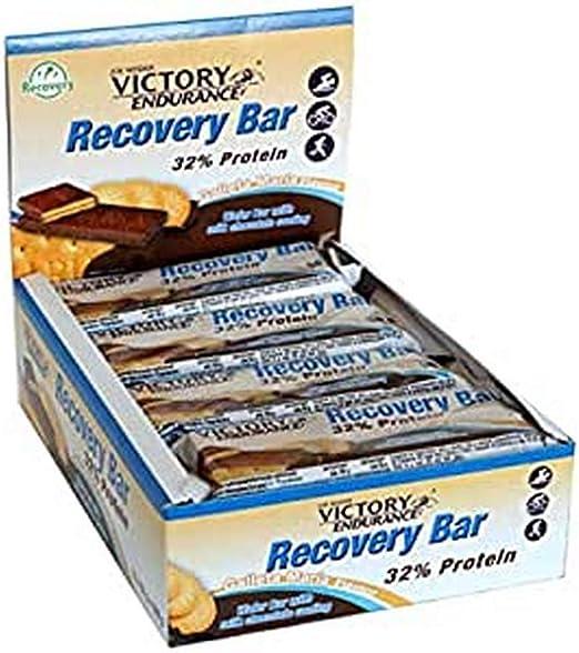 Victory Endurance Recovery Bar - 12 Barritas x 50 gr Yogurt