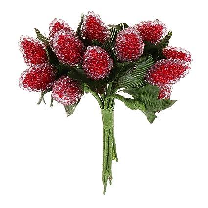 Strawberry Flower Bouquet