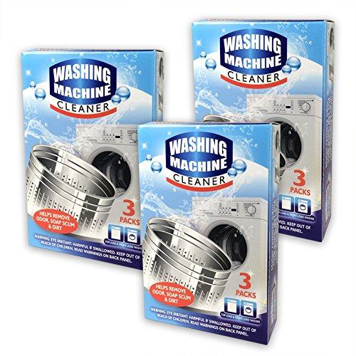 Sani Sticks® Washing Machine Cleaner, Pack of 9
