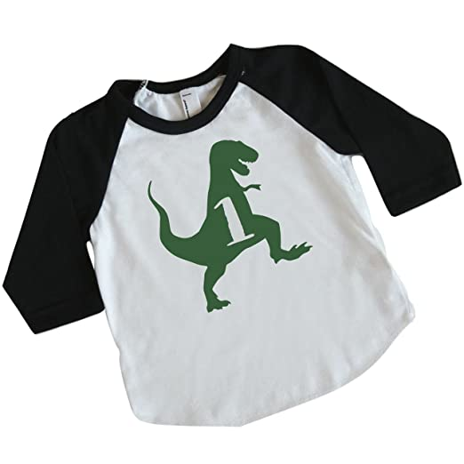 Bump And Beyond Designs Dinosaur Birthday Shirt Boy 1st Outfit Dino