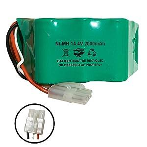 14.4V 2000MaH XBT1106 Shark Vacuum Battery SV1106 SV1112 SV1107 SV1100 XB1100