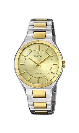 2a7ce0d4e2a Festina Horloge F20245-2: Festina: Amazon.fr: Montres