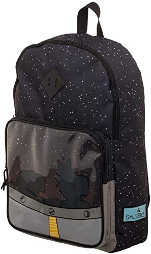 Rick and Morty Spaceship Backpack – Rick and Morty Backpack