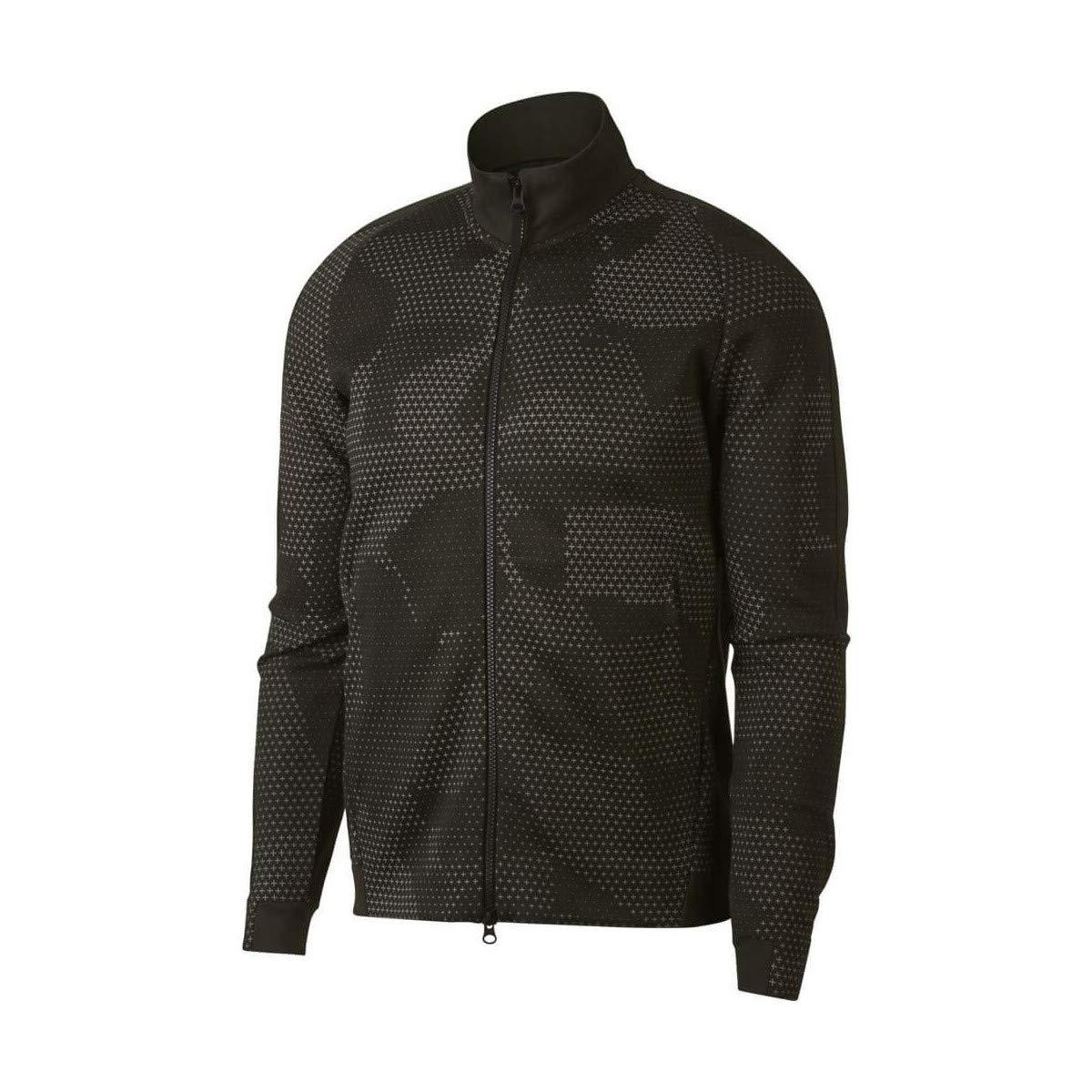 Nike Sportswear Tech Fleece, Chaqueta para Hombre, Negro/Negro, S: Amazon.es: Deportes y aire libre