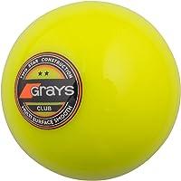 Grays Club Hockeybal - Ballen - geel - ONE
