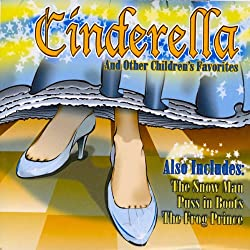 Cinderella and Other Children's Favorites