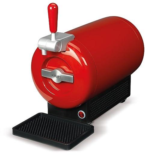 181 opinioni per Krups VB6505 The Sub Spillatore di Birra, Rosso
