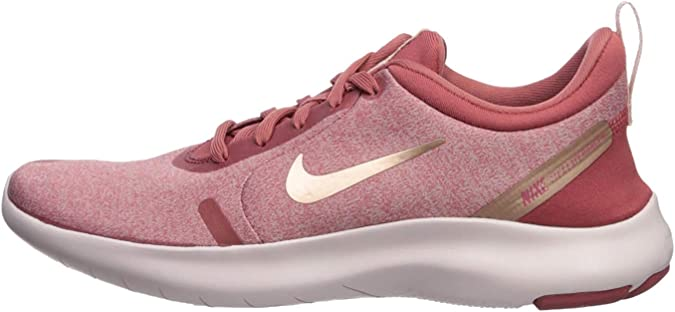 Nike Flex Experience RN 8, Zapatillas de Trail Running para Mujer, Rosa (Light Redwood/Mtlc Red Bronze/Echo Pink 801), 40.5 EU: Amazon.es: Zapatos y complementos