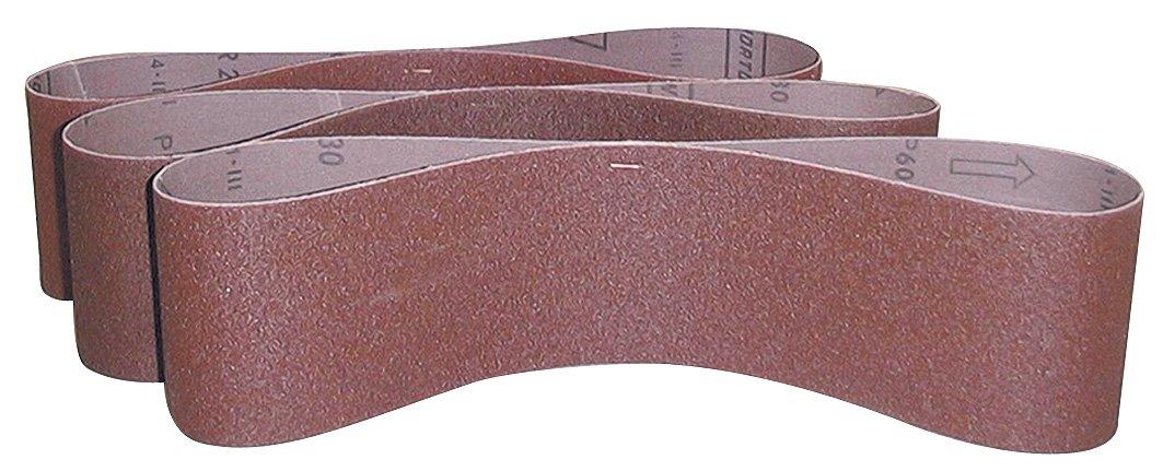 Gü de von Schleifbä nder 915 x 100 mm, k60-k80-k100– 3 Stü ck Güde 41187