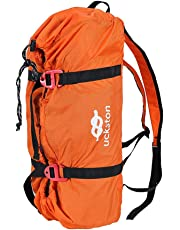 besbomig Bolsa de Almacenamiento Bolsa de Cuerda para Escalada - Bolsa de  Deporte Rope Bag Ligera c91705d97fe36