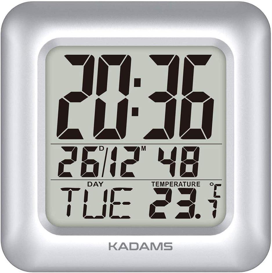 YBZS Infrarot-Thermometer,Digital-Badezimmer Dusche Uhr