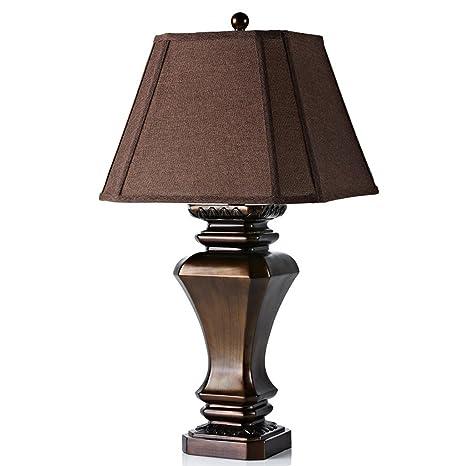 Lámparas de mesa americanas de la vendimia Lámpara de ...