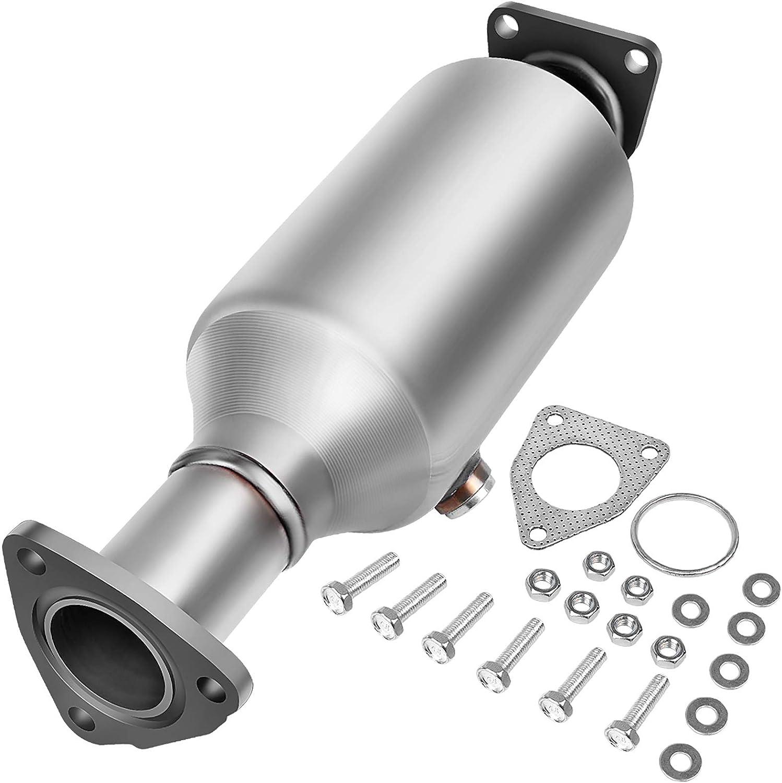 Exhaust Resonator Pipe fits 1998-2002 Honda Accord  WALKER