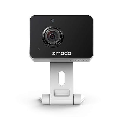 Zmodo 1080p Mini WiFi Pet Camera Two-Way Audio Smart Home Camera