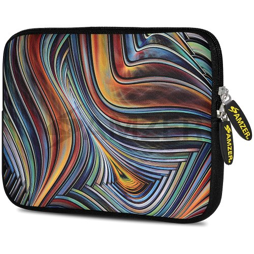 amzer-775-inch-designer-neoprene-sleeve-case-cover-pouch-for-tablet-ebook-and-netbook-vortex-lines-a