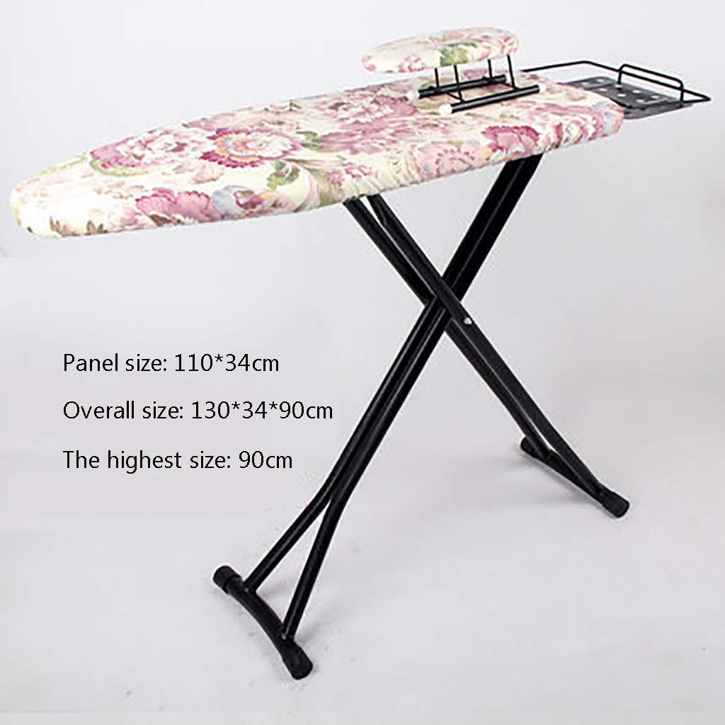 幅広 アイロン台, 調節可能な格子のプロ収納頑丈なメガ シリコーン折りたたみコンパクト プラス ポータブル アイロン台-I 130x34x90cm(51x13x35inch) B07HFDNGS9 I 130x34x90cm(51x13x35inch)