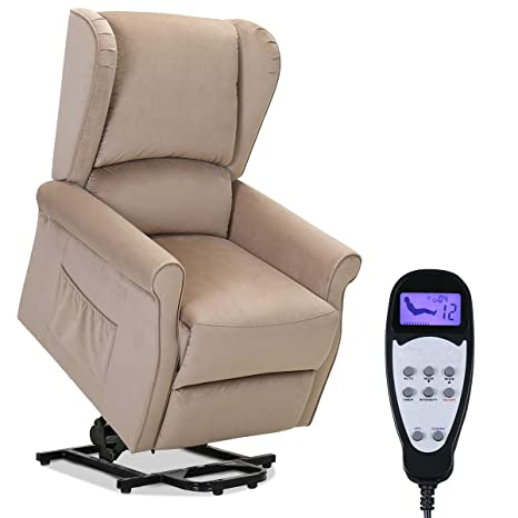 Amazon.com: TANGKULA - Silla reclinable de masaje con ...