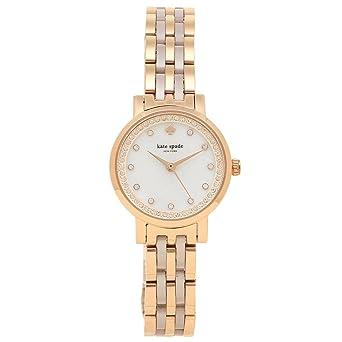 b01413c7ba83 ケイトスペード 時計 KATE SPADE KSW1265 MINI MONTEREY ミニモントレー レディース腕時計ウォッチ ローズゴールド/