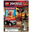 Lego Battles: Ninjago with Lego Ninjago Set - Nintendo DS