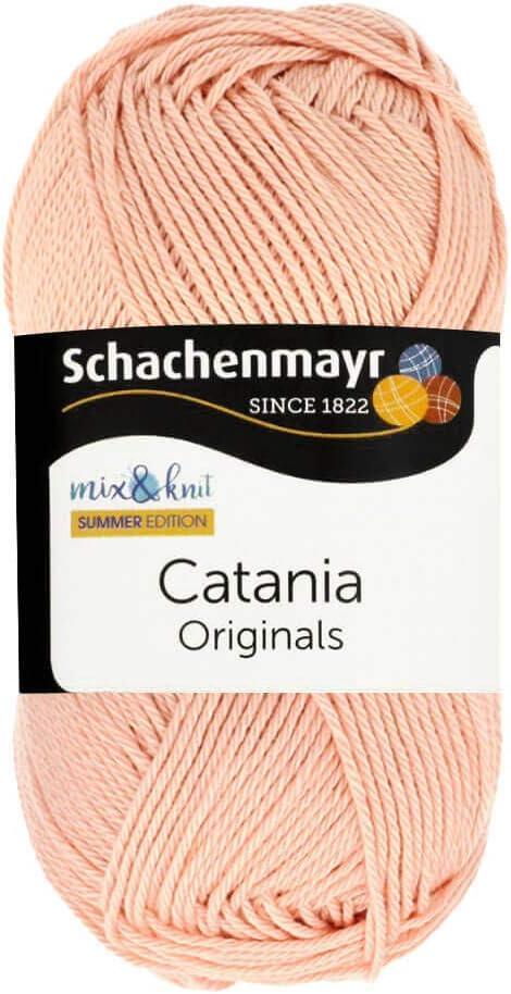 Amazon Com Schachenmayr Catania Cotton Hand Knitting Yarn Crochet Yarn 100 Cotton Rose Gold 11 5 X 5 2 X 6 Cm Kitchen Dining