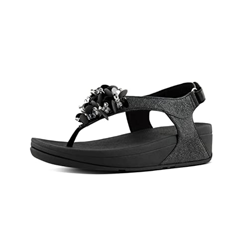 8c99a1c1fd03 Fitflop Women s Boogaloo Tm Back Strap Sandal Flip Flops  Amazon.co ...