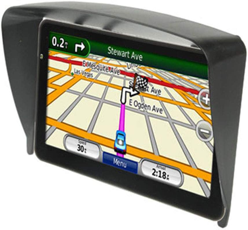 subtel® Visera Solar protección Solar Compatible con Dispositivos de navegación de 7