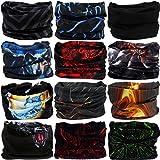 Headwear Head Wrap 220 Patterns sport headband sweatband 12in1 by VANCROWN