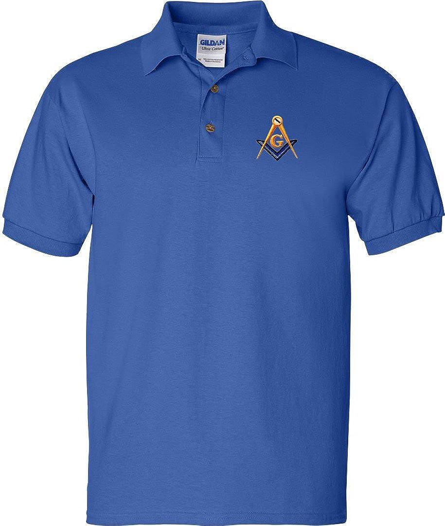 Mason Blue Lodge Polo Golf Shirt At Amazon Mens Clothing Store