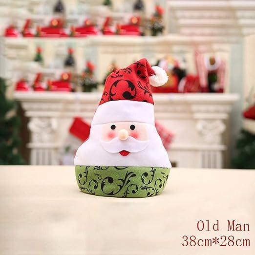GEDASHU Sombrero de Navidad Sombrero de Navidad Sombrero de ...
