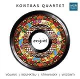 Kontras Quartet%3A Origins %2D Kevin Vol