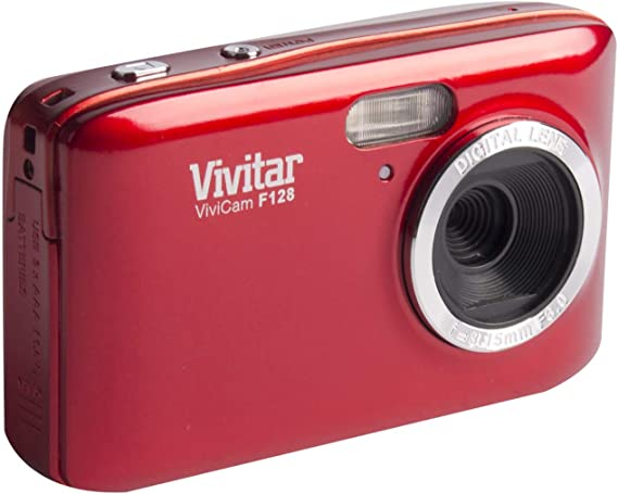 Vivitar HD 14.1MP Lightweight Portable 2.7 Inch Preview Screen Digital Camera
