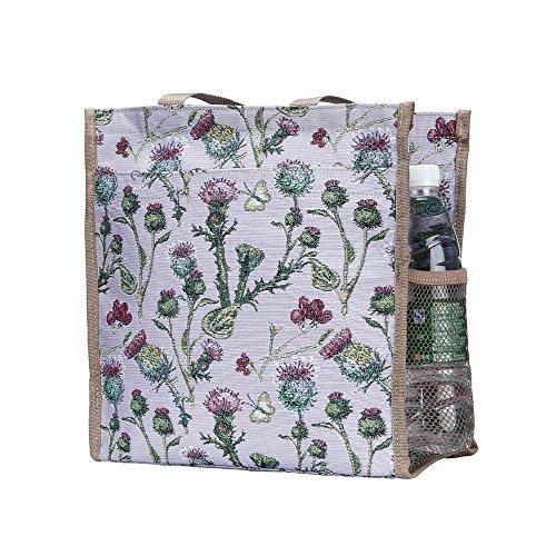 Signare borsa shopper da donna Fashion Tapestry Cardo