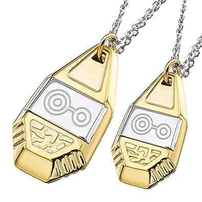 Amazon.com: Onlyfo - Collar con colgante de plata de ley 925 ...