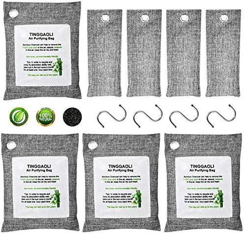TINGGAOLI Activated Freshener Eliminator Deodorizer