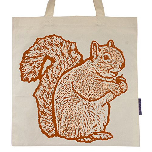 Scout the Squirrel Tote Bag