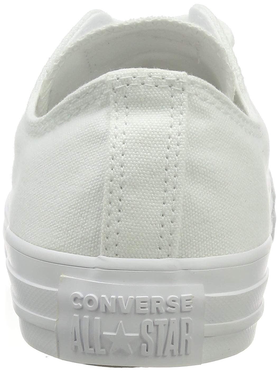 Converse Unisex-Erwachsene Chuck Taylor All Star Seasonal Turnschuhe Weiß